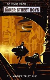 Die Baker Street Boys - Ein Magier tritt auf Cover