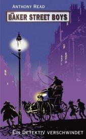 Die Baker Street Boys - Ein Detektiv verschwindet Cover