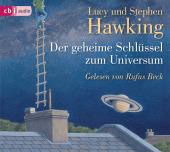 Der geheime Schlüssel zum Universum, 4 Audio-CDs Cover