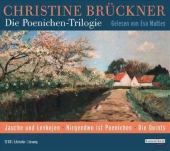 Die Poenichen-Trilogie, 12 Audio-CDs
