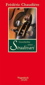 Geschichte einer Stradivari Cover