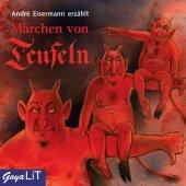 Märchen von Teufeln, Audio-CD Cover