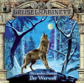 Der Werwolf, 1 Audio-CD Cover
