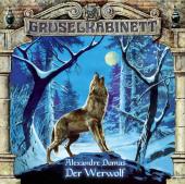Der Werwolf, 1 Audio-CD Cover