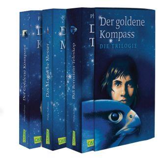 His Dark Materials: Der Goldene Kompass, 3 Bde.