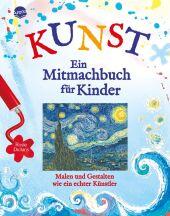 Kunst, Ein Mitmachbuch für Kinder Cover
