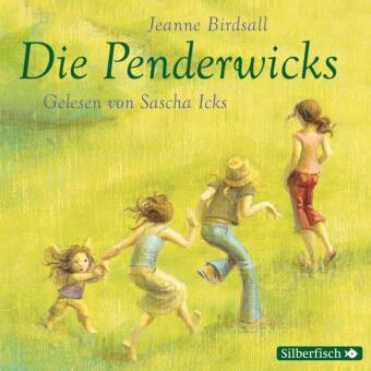 Die Penderwicks, 4 Audio-CDs