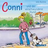 Meine Freundin Conni, Conni und der verschwundene Hund, 1 Audio-CD Cover