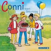 Meine Freundin Conni, Conni feiert Geburtstag, 1 Audio-CD Cover