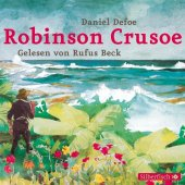 Robinson Crusoe, 4 Audio-CDs Cover