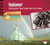 Indianer, 1 Audio-CD Cover