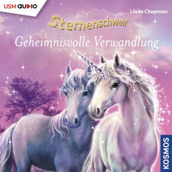 Sternenschweif - Geheimnisvolle Verwandlung, Audio-CD