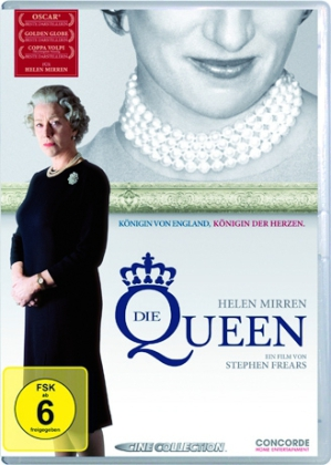 Die Queen, 1 DVD
