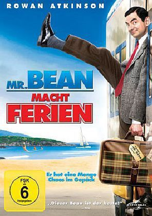 Mr. Bean macht Ferien, 1 DVD, mehrsprach. Version