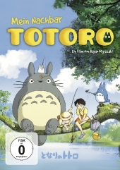 Mein Nachbar Totoro, 1 DVD Cover