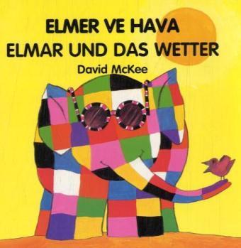 Elmar und das Wetter;Elmer ve Hava