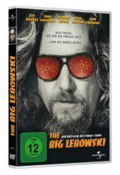 The Big Lebowski, 1 DVD, deutsche u. englische Version