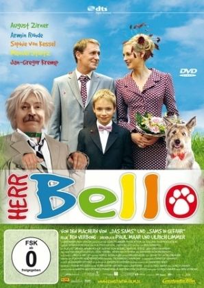 Herr Bello, 1 DVD