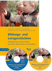Bildungs- und Lerngeschichten, m. 1 DVD u. 1 CD-ROM Cover