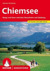 Rother Wanderführer Chiemsee Cover