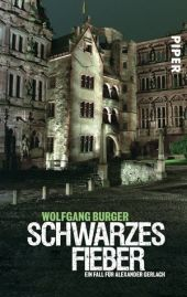 Schwarzes Fieber Cover