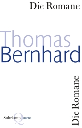 Bernhard, Thomas Cover