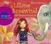 Liliane Susewind - Mit Elefanten spricht man nicht!, 2 Audio-CDs Cover