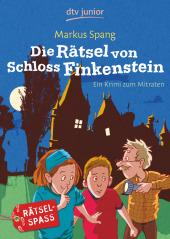 Die Rätsel von Schloss Finkenstein Cover