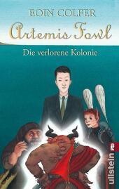 Artemis Fowl, Die verlorene Kolonie