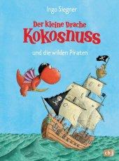 Der kleine Drache Kokosnuss und die wilden Piraten Cover