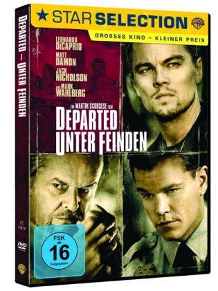 Departed - Unter Feinden, 1 DVD, deutsche u. englische Version