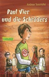 Paul Vier und die Schröders Cover