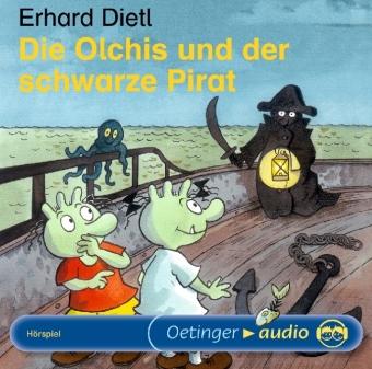 Die Olchis und der schwarze Pirat, 1 Audio-CD