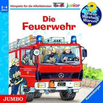 Die Feuerwehr, 1 Audio-CD