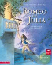 Romeo und Julia, m. Audio-CD Cover