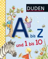 Duden - A bis Z und 1 bis 10 Cover