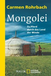 Mongolei Cover
