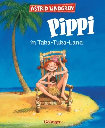 Pippi Langstrumpf 3. Pippi in Taka-Tuka-Land
