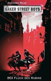 Die Baker Street Boys - Der Fluch des Rubins Cover