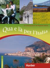 Qua e là per l' Italia, m. Audio-CD