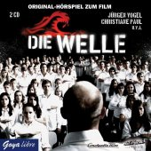 Die Welle, 2 Audio-CDs Cover