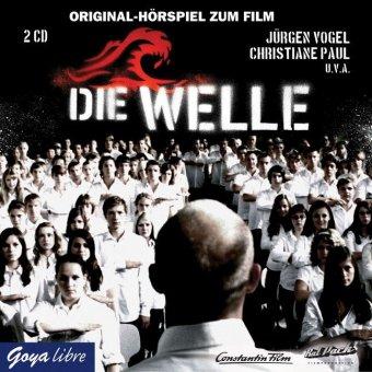 Die Welle, 2 Audio-CDs