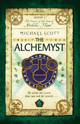 The Secrets of the Immortal Nicholas Flamel - The Alchemyst
