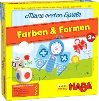 Farben & Formen (Kinderspiel)