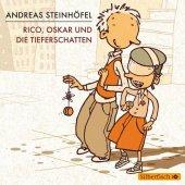 Rico, Oskar und die Tieferschatten, 4 Audio-CDs Cover