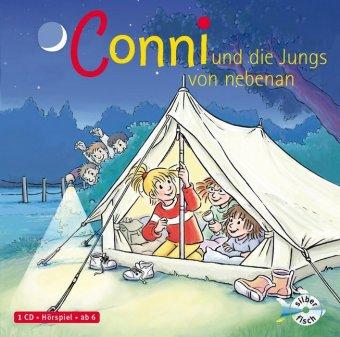 Meine Freundin Conni, Conni und die Jungs von nebenan, Audio-CD