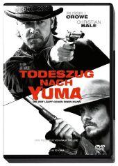 Todeszug nach Yuma, 1 DVD, deutsche u. englische Version Cover