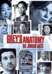 Grey's Anatomy, Die jungen Ärzte, 8 DVDs Cover