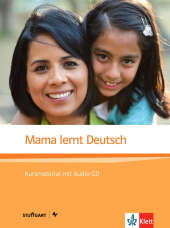 Mama lernt Deutsch, Kursmaterial m. Audio-CD Cover