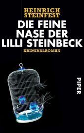 Die feine Nase der Lilli Steinbeck Cover